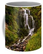 Crater Lake Falls Coffee Mug