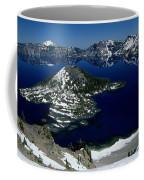 Crater Lake National Park, Oregon Coffee Mug