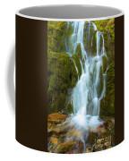 Crater Lake Vidae Falls Coffee Mug