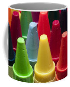 Crayon Tips 3 Coffee Mug