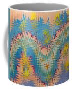 Crazy Waves Coffee Mug