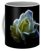 Cream Rose Coffee Mug