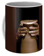 Creation At The Potter's Wheel Coffee Mug
