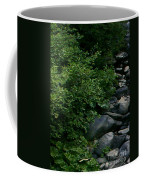 Creek Flow Panel 1 Coffee Mug