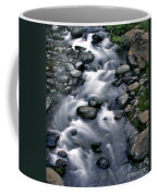Creek Flow Panel 3 Coffee Mug