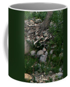 Creek Flow Panel 4 Coffee Mug