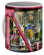 Creek Street - Ketchikan Alaska Coffee Mug