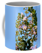 Crepe Mertle In Bloom Coffee Mug