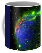 Crescent Nebula Coffee Mug