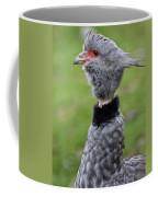 Crested Screamer Coffee Mug