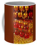 Crhistmas Decorations Coffee Mug by Carlos Caetano