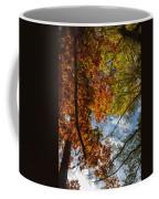 Crimson And Gold Coffee Mug