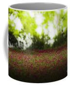 Crimson Clover Coffee Mug