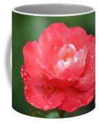 Crisp Coral Coffee Mug