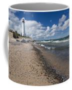 Crisp Point Lighthouse 13 Coffee Mug