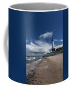 Crisp Point Lighthouse 6 Coffee Mug