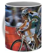 Criterium Bicycle Race 2 Coffee Mug