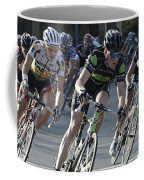 Criterium Bicycle Race 6 Coffee Mug