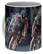Criterium Bicycle Race 7 Coffee Mug