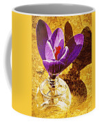 Crocus Graphic  Coffee Mug