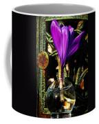 Crocus In A Bottle Coffee Mug