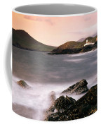 Cromwell Point Lighthouse, Valentia Coffee Mug