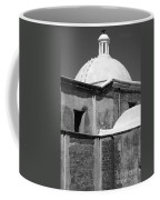 Cross At Tumacacori Coffee Mug