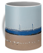 Cross Bay Bridge Coffee Mug