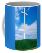 Cross Built For The Late Pope John Paul Coffee Mug