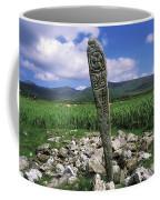 Cross Slab, Dingle Peninsula, Co Kerry Coffee Mug