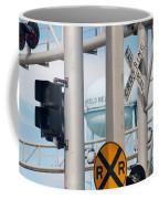 Crossing Signs Coffee Mug