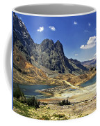 Crossing The Andes Coffee Mug