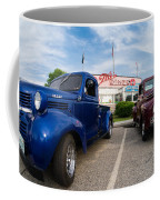 Cruise Night At The Diner Coffee Mug