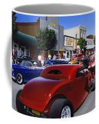 Cruising Main Street Coffee Mug