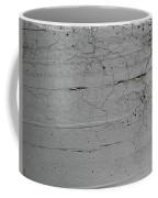 Crumbling Concrete Coffee Mug