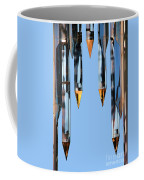 Crystal Cathedral Tower Points Coffee Mug