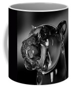 Crystal Cougar Head IIi Coffee Mug