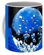 Crystal Drops From A Global View Coffee Mug