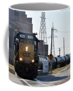 Csx Train Coffee Mug