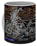 Cu Boulder Colorado Nights Coffee Mug by Eric Dee