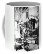 Cuba Fruit Vendor C1910 Coffee Mug