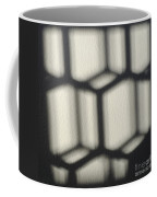 Cubes Coffee Mug by Luke Moore