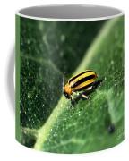 Cucumber Beetle Coffee Mug