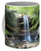 Cucumber Falls Pool Coffee Mug