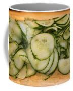 Cucumbers Coffee Mug