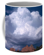 Cumulonimbus Cloud Coffee Mug by Science Source