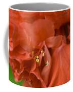 Curly Hibiscus Coffee Mug
