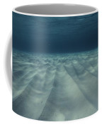 Current-sculpted Ripples In The Sandy Coffee Mug