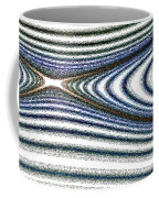 Curve Art Coffee Mug