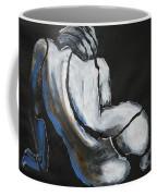 Curves20 - Female Nude Coffee Mug